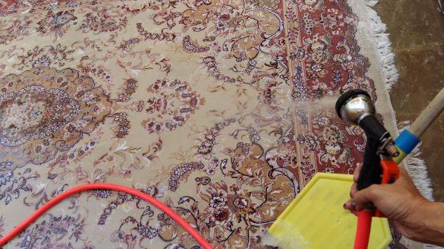Pulizia e restauro tappeti Codroipo, centro lavaggio tappeti - Foto 2