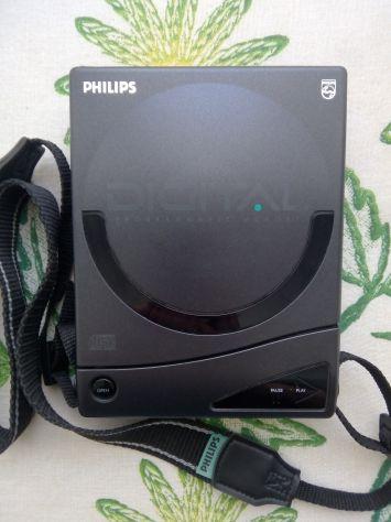 Lettore cd da tavolo e portatile Philips D 6800/22