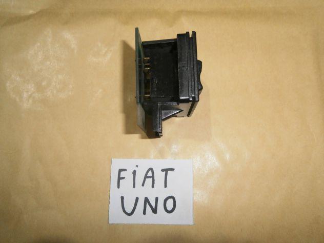 Interruttore pulsante vetri elettrici Fiat uno turbo  i.e. 1°s prima serie  … - Foto 4