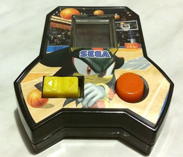 Vintage All pro Basketball electronic videogioco SEGA anni 90 perfetto