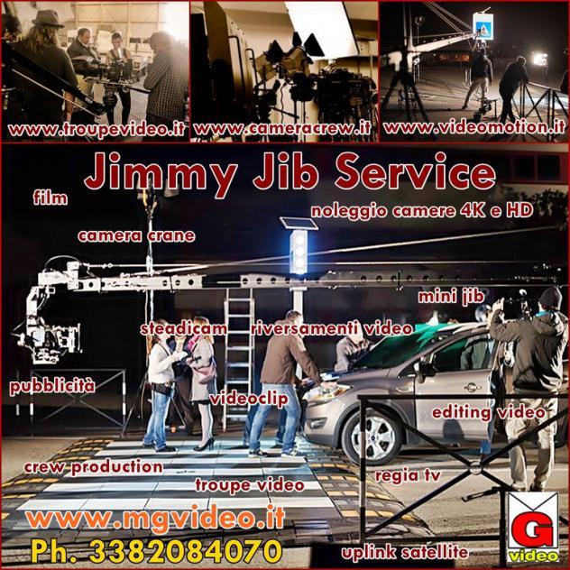 Noleggio Jimmy Jib Usato