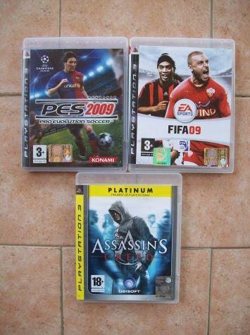 Giochi originali per Play station 3