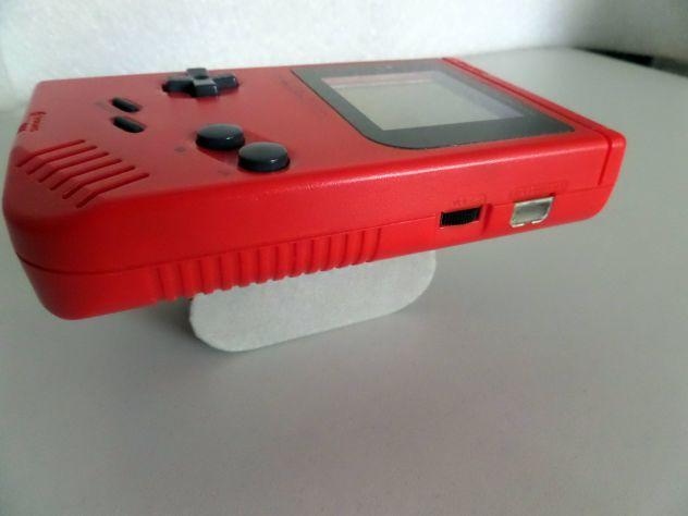 Game Boy Classic rosso + gioco Pokèmon Gold - Foto 9