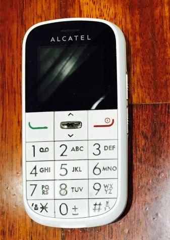 CELLULARE ALCATEL OT 282 specifico per persone anziane