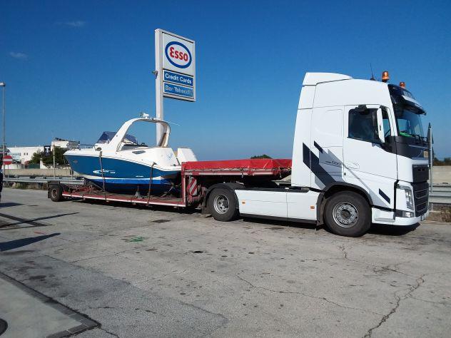 Trasporto barche e gommoni - Foto 4