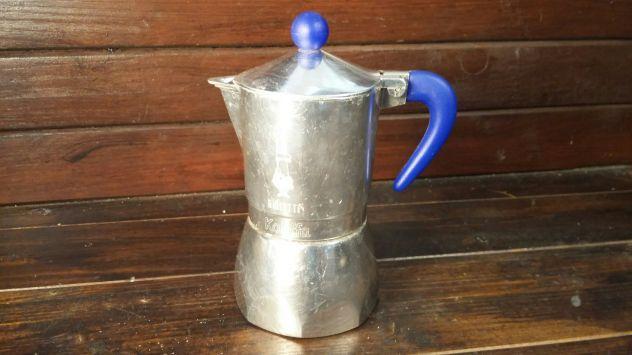 C105 caffettiera riuso Bialetti Kaliffa