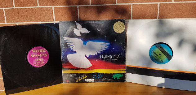 13 LP  progressive-disco vintage