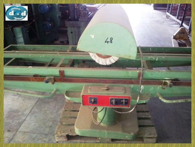 Spazzolone per poliestere 700 rullo fisso ladir per legno cod.225 - Foto 3