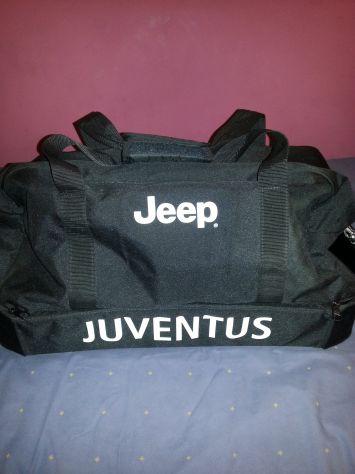 Borsone originale Juventus calcio - Nero