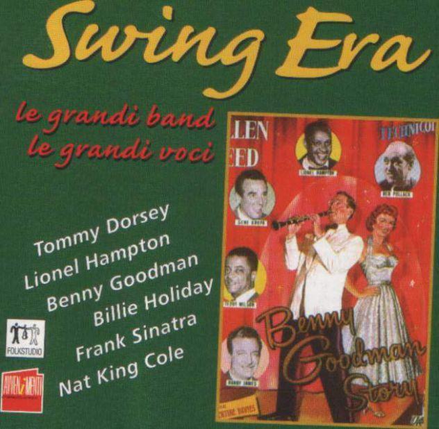 Aa.vv., Swing era, le grandi band, le grandi voci, Avvenimenti