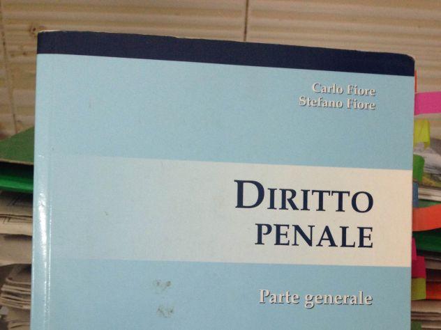Diritto penale parte generale