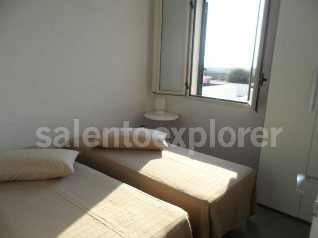 Villetta a 300 m sabbia in Salento,6 posti,box,clima,giardino - Foto 5