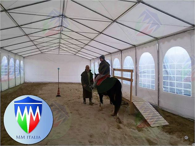 Tendoni per Feste Coperture Professionali Tende MM Italia - Foto 5