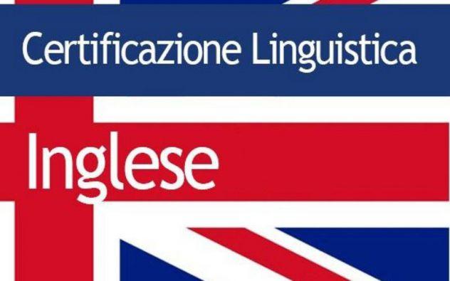 Certificazioni di LINGUA INGLESE (A1-A2-B1-B2-C1-C2)