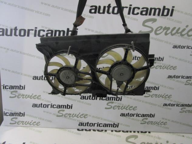 874678E ELETTROVENTOLA FIAT CROMA 1.9 D 6M SW 110KW (2007) RICAMBIO USATO