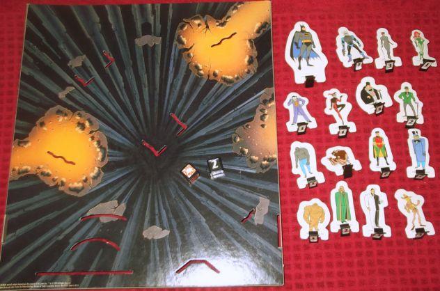 Batman the animated series 3D board game Parker. Raro. - Foto 2