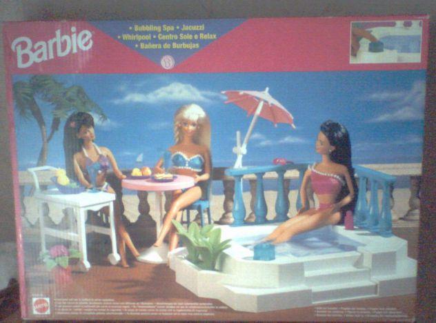 Piscina Barbie