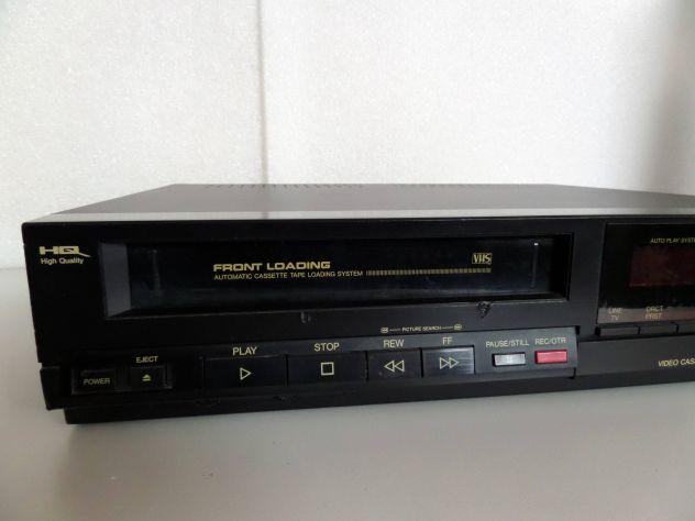 Videoregistratore VHS Fenner VR 3600 (anni 90) GUASTO - Foto 4