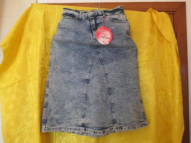 Gonna Jeans MAI'DA Euro 5