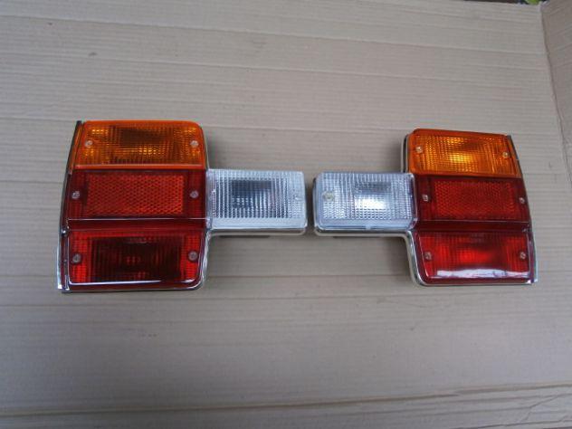 Fiat 131 prima serie abarth fanali posteriori NUOVI  Rear Lights Fiat 131 Abarth