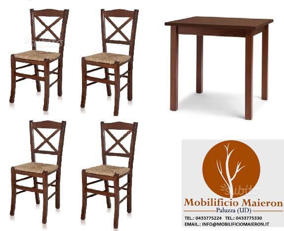 Set completi sedie tavoli ristorante cod 160