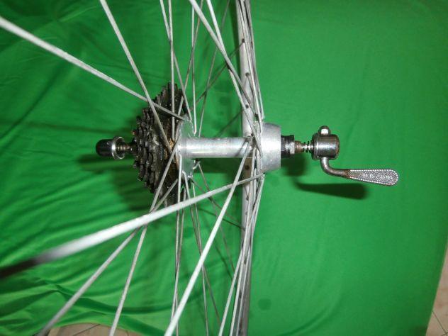 coppia vecchie ruote corsa ATOM - Foto 5