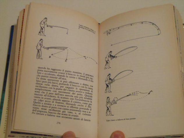 Il libro della pesca in acque dolci, Renzo Portalupi, 1979. - Foto 7