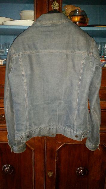 new product e6517 fe313 Giubbotto Dolce e Gabbana jeans e pelliccia - Annunci Torino