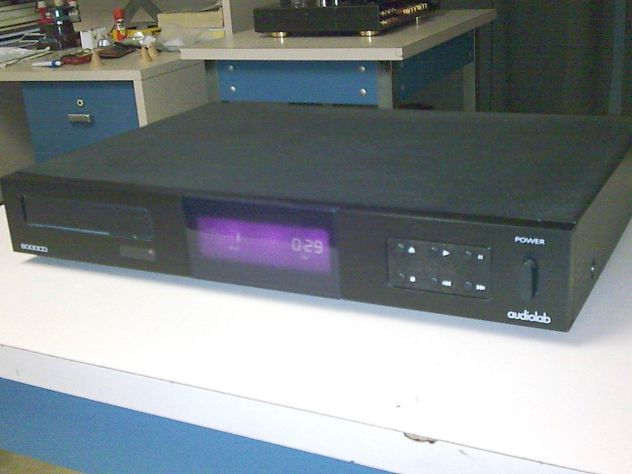 Audiolab 8000cd