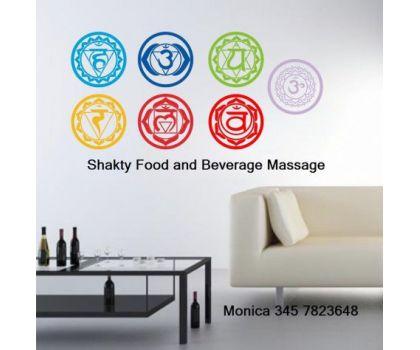 Shakty Food and Beverage Massage  - Foto 24