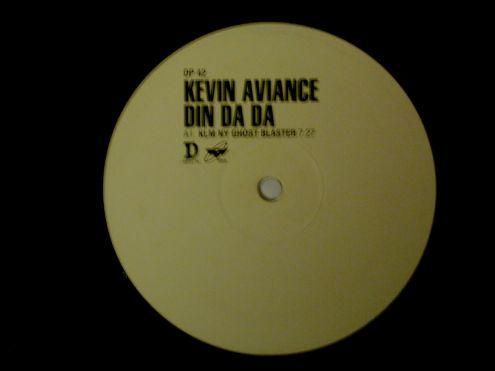 Vinile 45 rpm promo - Kevin Aviance DIN DA DA - Foto 3