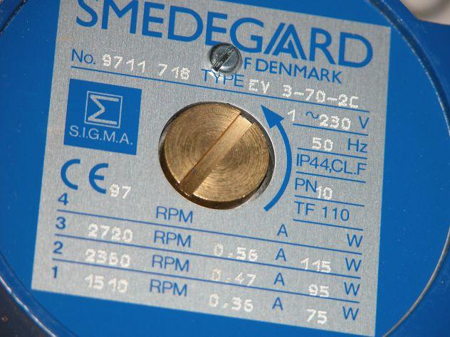 Pompe per riciclo acqua termosifoni + altri articoli