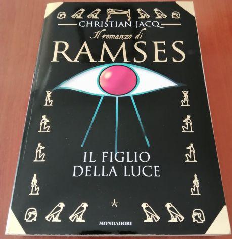 Ramses Il Figlio della Luce di Christian Jacq - Foto 2