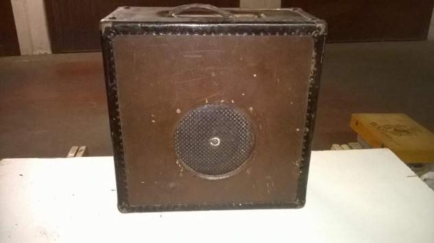 Amplificatore a valigia Geloso del 1956 - Foto 2