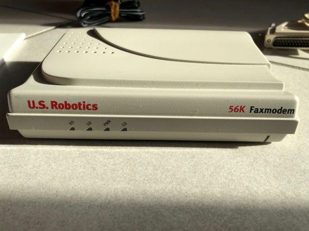 Modem US Robotics 56k Faxmodem