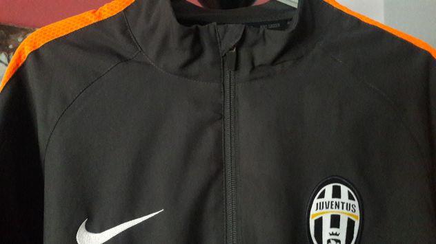 Felpa originale Juventus da allenamento Nera - NUOVA - Annunci Torino