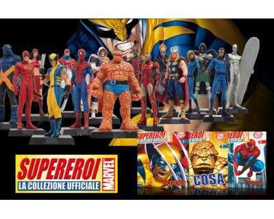 Supereroi Marvel 1a edizione