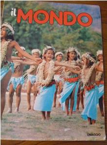 Album Figurine Solaris 1977 IL MONDO