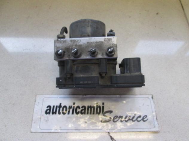 0265260434 CENTRALINA ABS AGGREGATO POMPA FIAT PANDA 0.9 MET 5P 5M 62KW (20 …