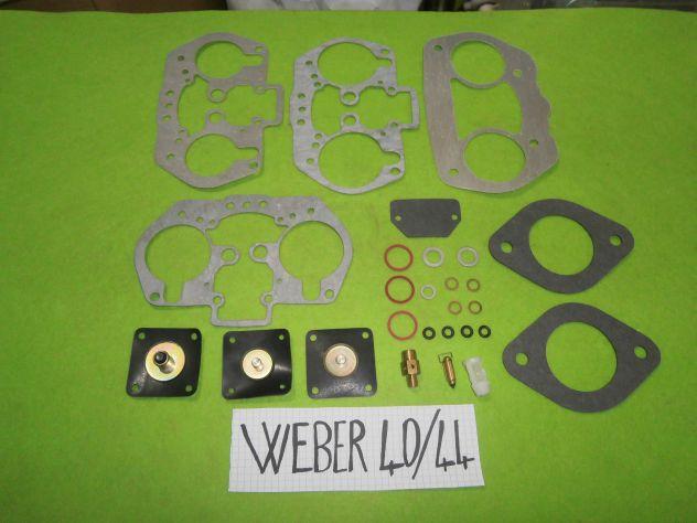 """Kit revisione carburatore Weber 40 44 48 idf    """"Kit repair  Weber 40  … - Foto 8"""