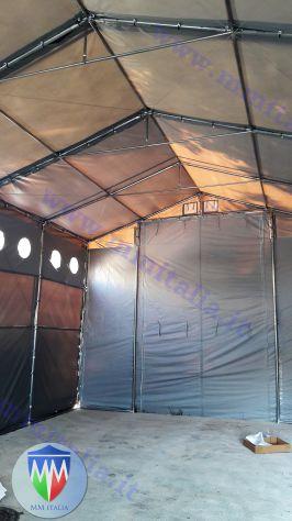 Tendoni Coperture Tunnel  per camper roulotte 4 x 10 MM Italia - Foto 8