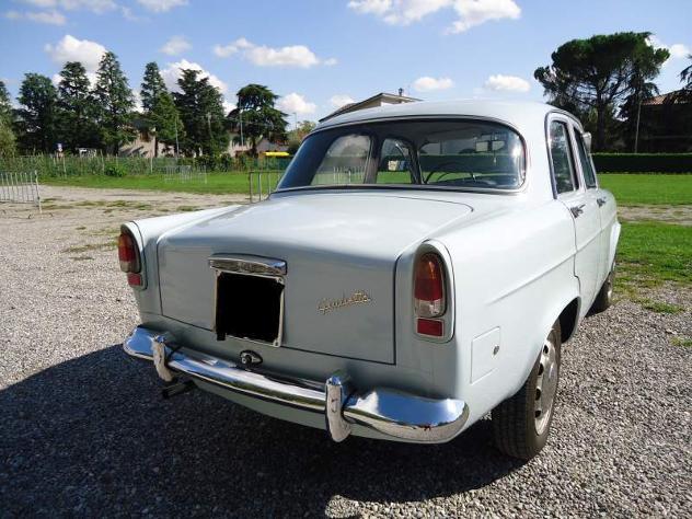 Alfa romeo giulietta berlina 1963 - Foto 3