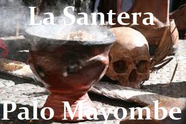 SANTERA CUBANA RITUALI PALO MAYOMBE 3314589947