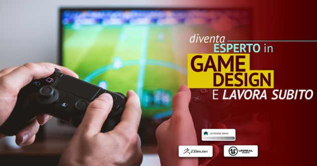 CORSO DI GAME ART DESIGN