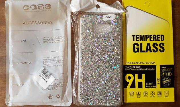 Cover per Samsung Galaxy S8 Plus NUOVE