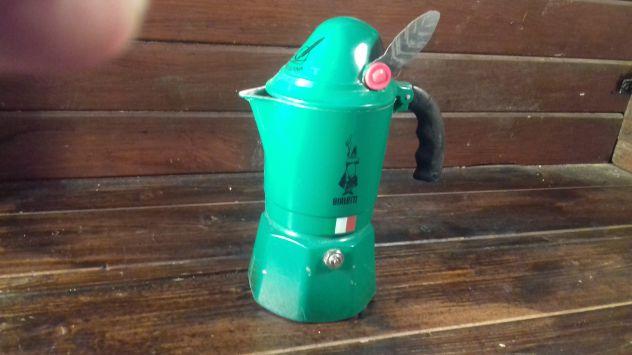 C197 riuso caffettiera Bialetti Alpino