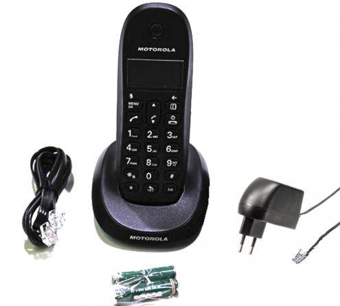 TELEFONO CORDLESS MOTOROLA C 1001 L