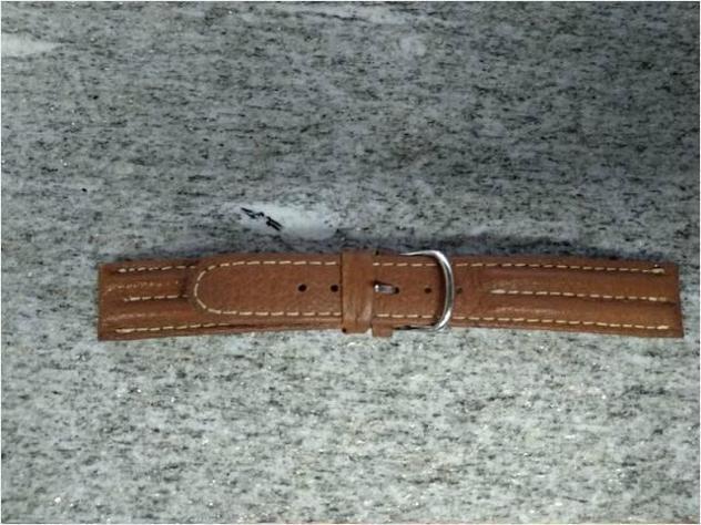 cinturino pelle 18mm