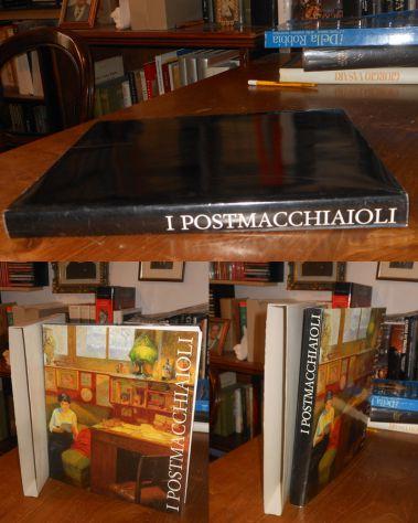 I POSTMACCHIAIOLI, testo critico di Raffaele Monti, C.R.F. 1991.