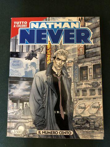 NATHAN NEVER - NUMERO 100